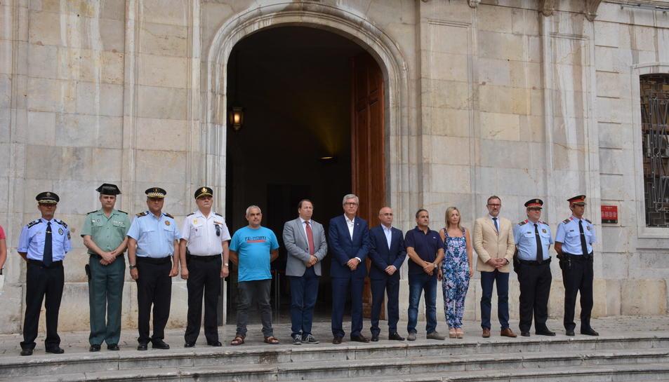 Mossos i Guàrdia Urbana arranquen una campanya informativa per prevenir furts a les cases