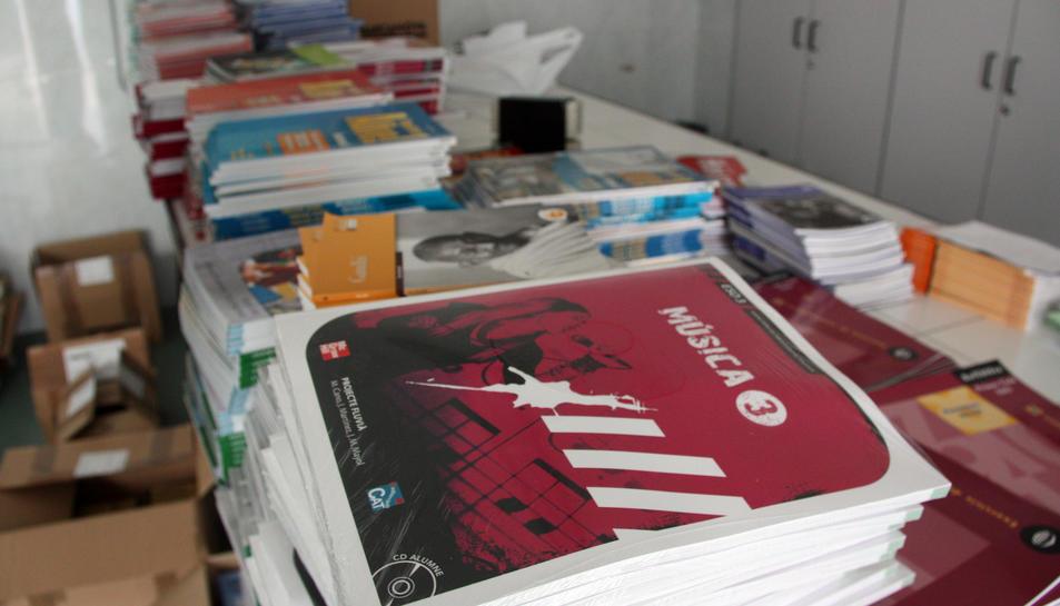 El Morell subvencionarà la compra de llibres als estudiants d'ESO i BAT