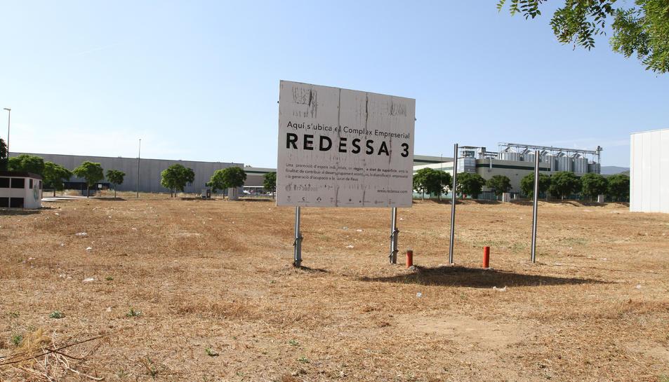 Redessa ven els primers terrenys del catàleg municipal per 267.000 euros