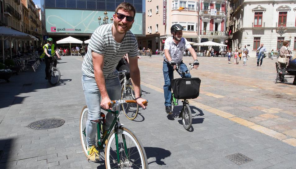 El Campus Bellissens tindrà itineraris de bici cap a les estacions de tren i bus