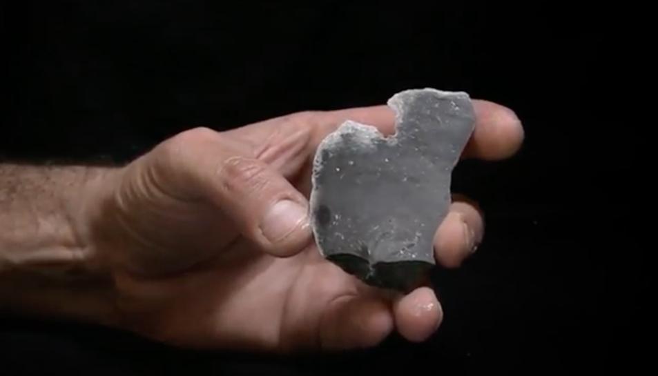 Com es produïen eines durant la prehistòria?