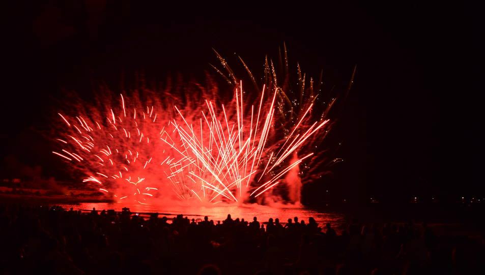 Tercera jornada del Concurs de Focs Artificials de Tarragona