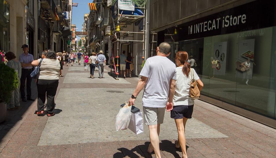 Els preus cauen dues dècimes al juliol a Tarragona i deixen la inflació anual en -0,9%, en negatiu durant l'últim any
