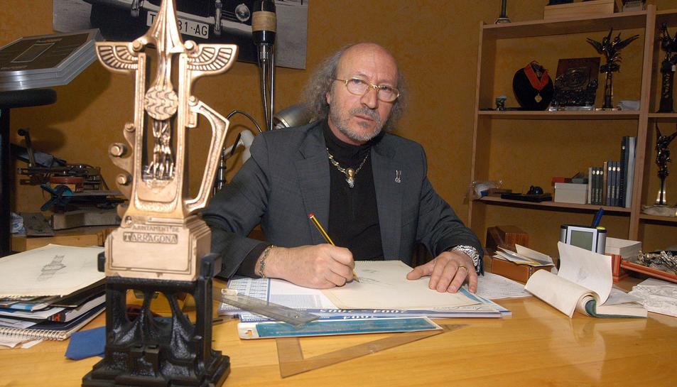 Imatge d'arxiu de Joan Francesc Blázquez