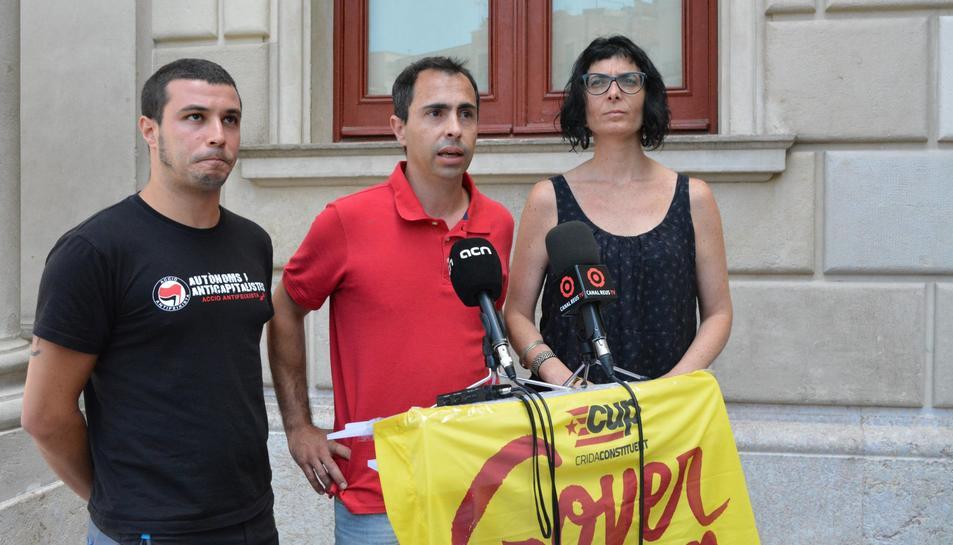 El regidor cupaire de Reus David Vidal deixa els càrrecs polítics