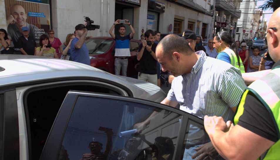 La Guàrdia Civil deté dotze persones en l'operació contra la consultora Efial