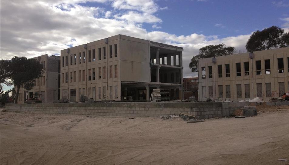 La Fundació La Muntanyeta Bonavista busca constructora