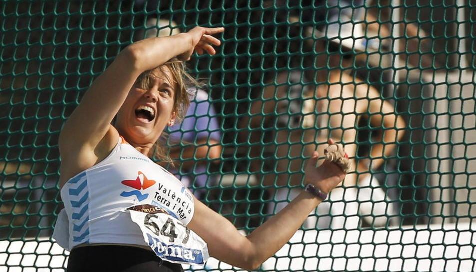 Berta Castells es classifica per la seva tercera final d'un Europeu