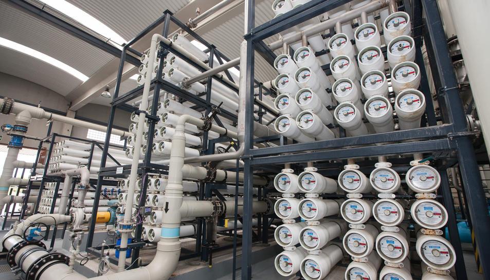 La reutilització d'aigua a la planta de Dow, projecte de l'any 2016 per Environmental Leader