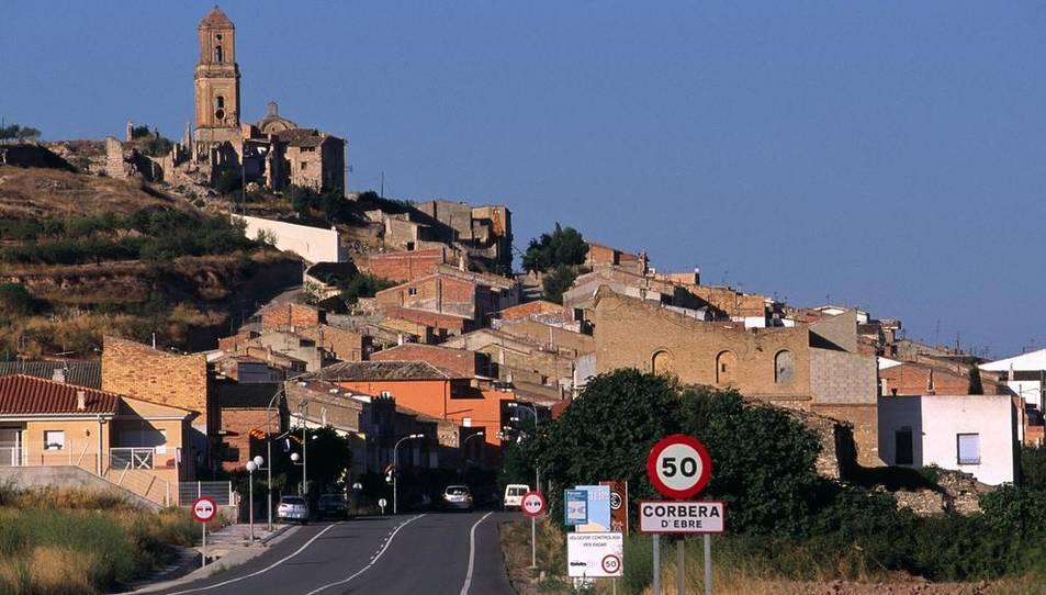 Imatge del municipi de Corbera d'Ebre