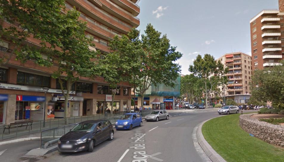 El dispositiu policial s'ha centrat a la plaça de la Sardana i de la Pastoreta.