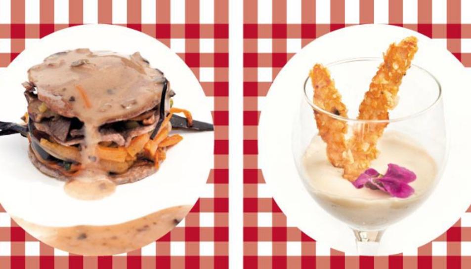 L'Apatapa del Morell fa l'ullet als intolerants al gluten i als vegetarians