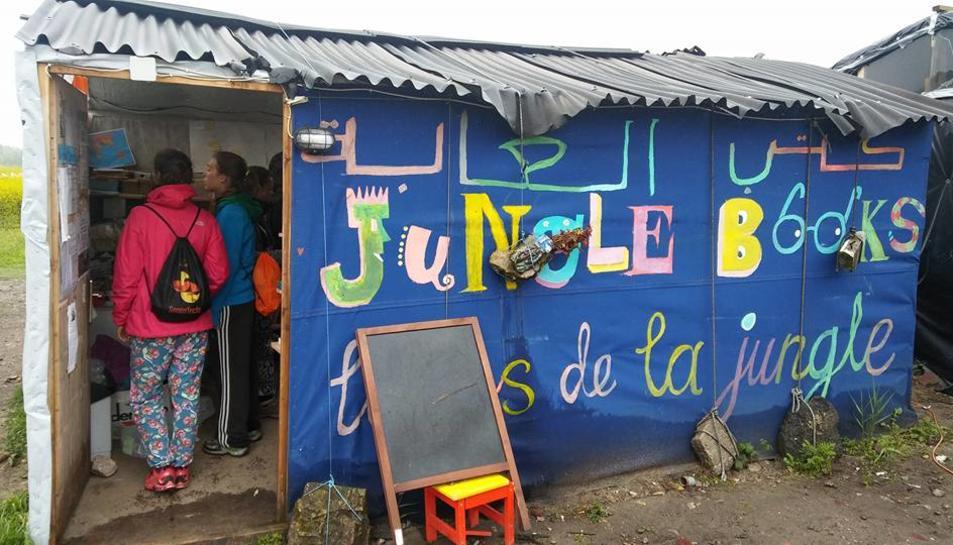 Sis joves tarragonins de 18 i 19 anys viatgen a un camp de refugiats