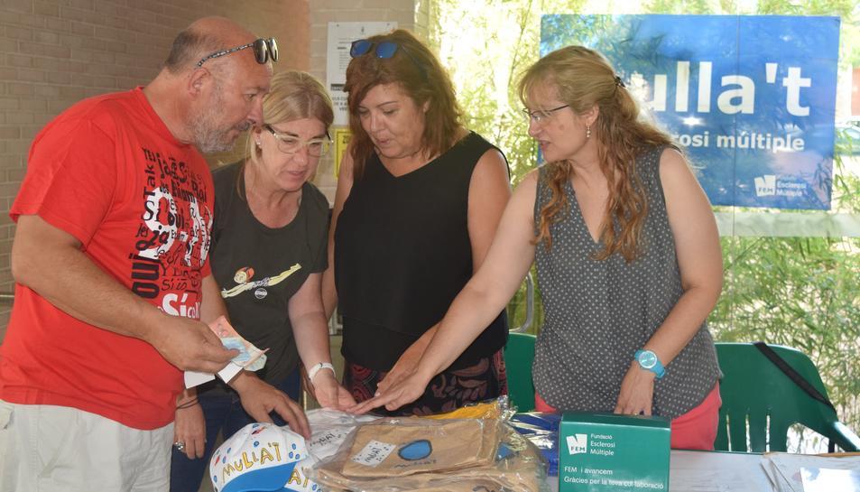 El Mulla't torna a sumar solidaritat i voluntarisme arreu de les piscines de tota Catalunya