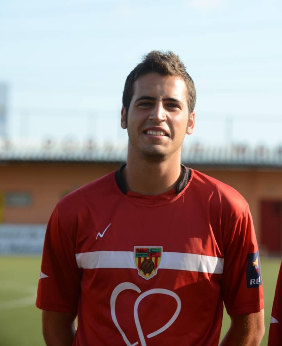 Marc Vadillo és un dels únics dos jugadors que segueixen.