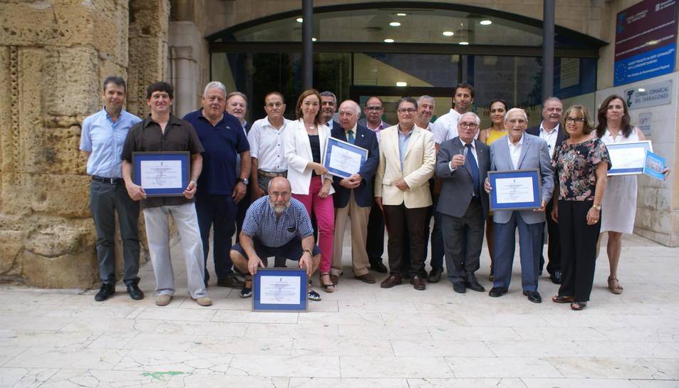 El Consell Comarcal del Tarragonès distingeix a vuit persones i entitats per la labor realitzada als seus municipis