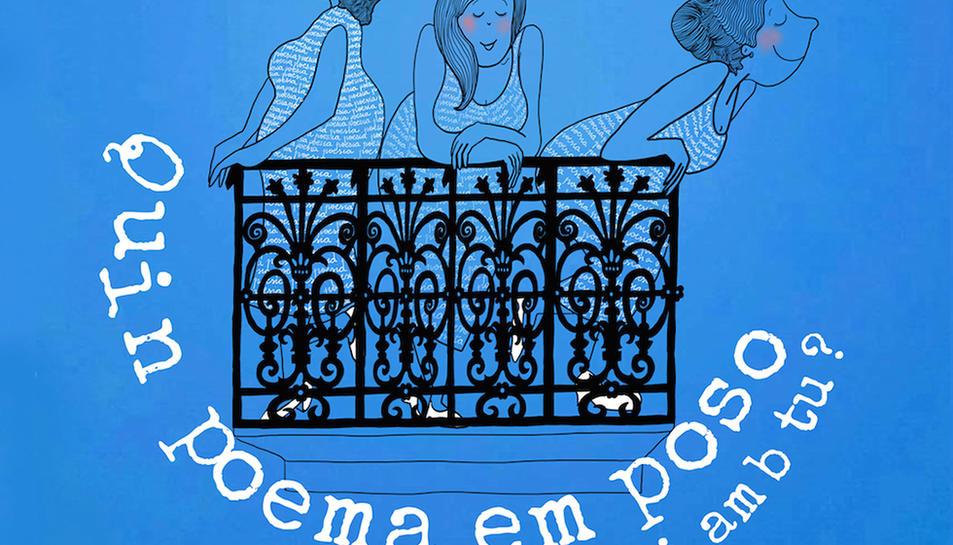 Riba-roja d'Ebre, epicentre del festival de poesia al carrer
