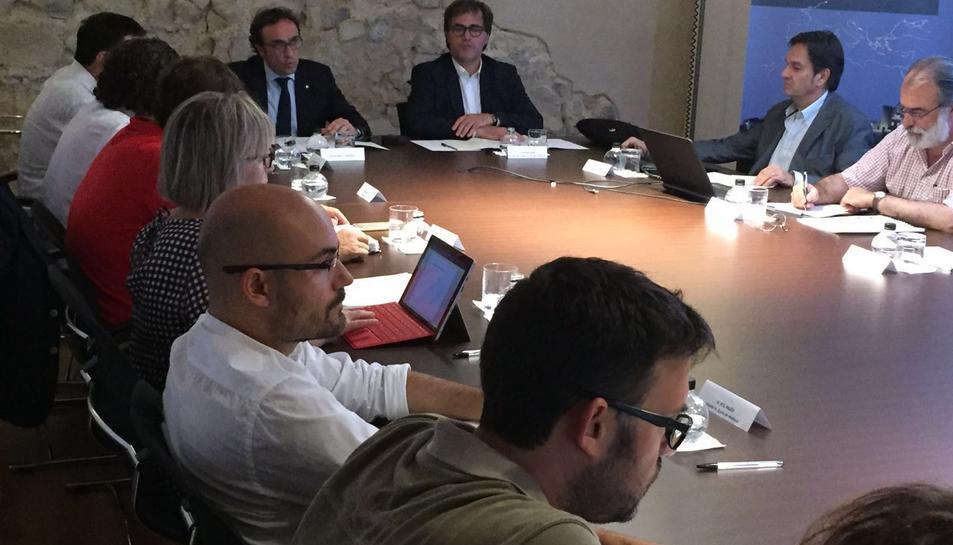 El Penedès tindrà un Pla Territorial Parcial propi durant la segona meitat del 2017