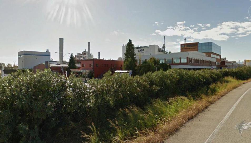 Aprovada l'ampliació de l'estació depuradora de BASF, que donarà servei a La Canonja