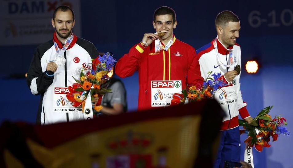 «Vull dir a les tietes de Tarragona que les vaig sentir ben a prop a la carrera»