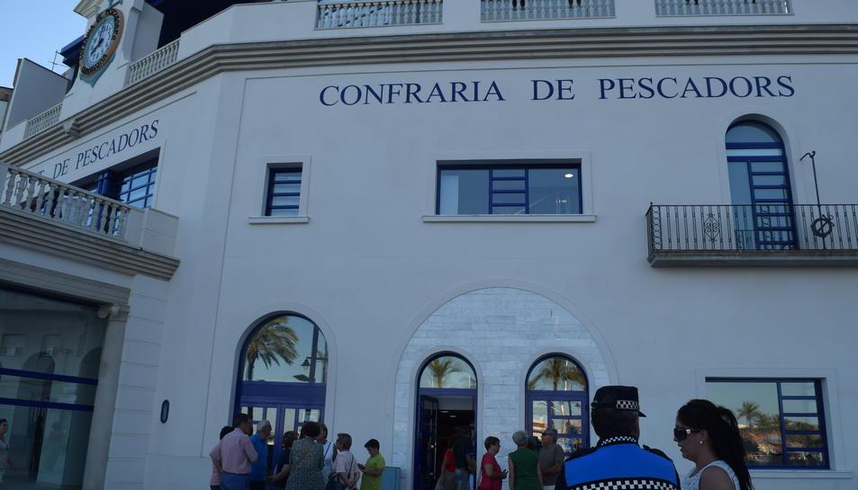 Inauguració del Teatre del Pòsit del Serrallo