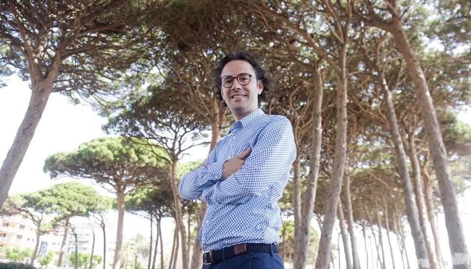 Pere Segura. President del Patronat Municipal de Turisme de Vila-seca