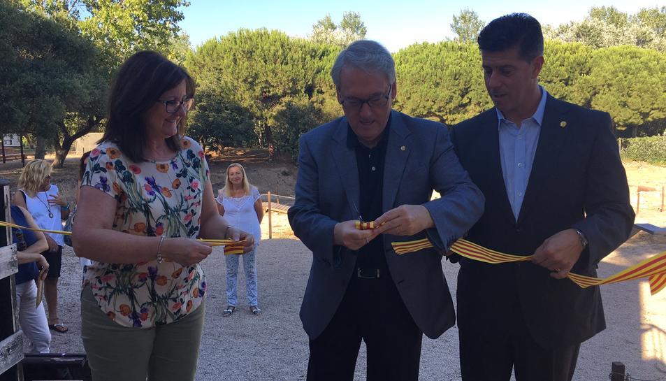 Cambrils inaugura la Vil.la Romana de la Llosa
