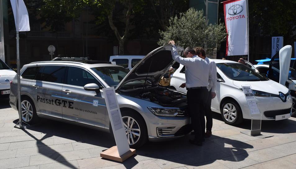 Reus puja al vehicle elèctric
