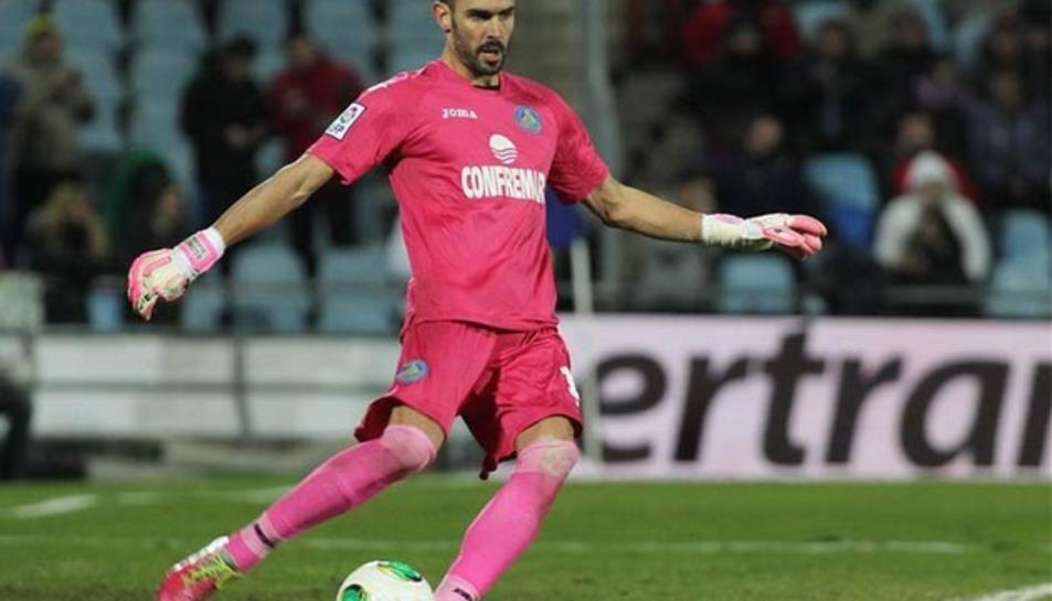 Jordi Codina, en acció.