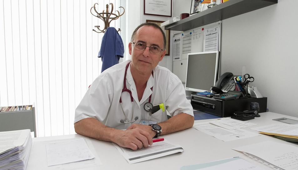 «Cada any hi ha 600 nous casos de càncer de pròstata a la província»