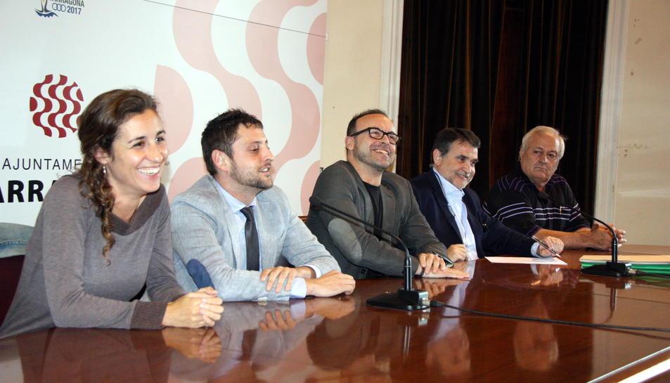 El líder d'Ara Tarragona deixa el partit i se suma a les files de C's