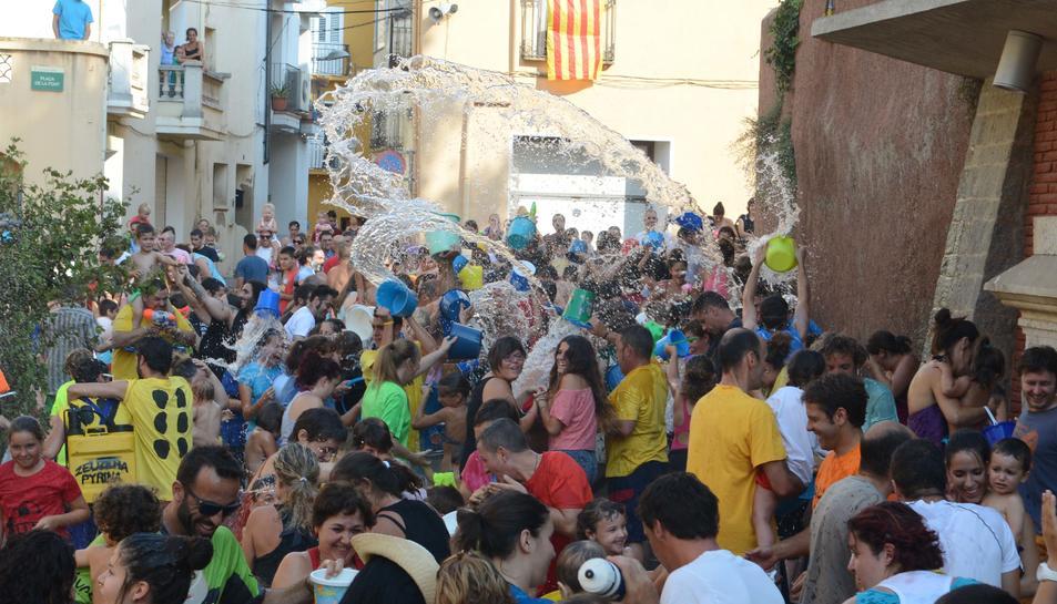 Compte enrere per la Festa Major d'Estiu del Morell