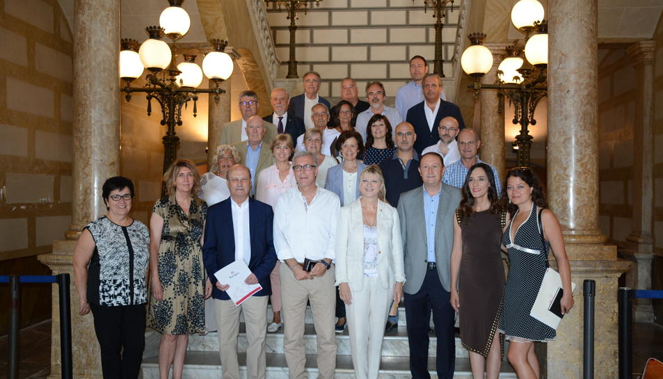 El Senat tarragoní renova nou dels seus membres