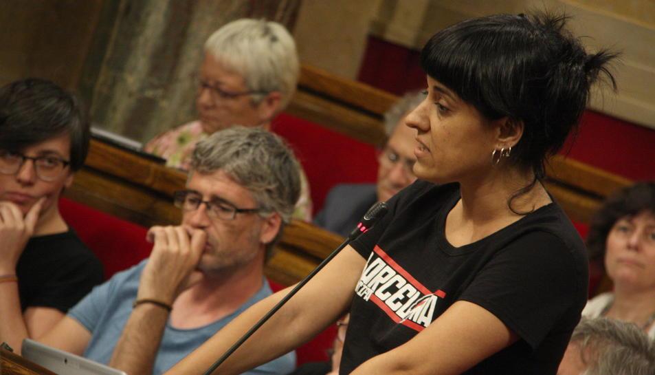 Anna Gabriel participarà a l'última jornada de les Xerrades a la Fresca de Valls