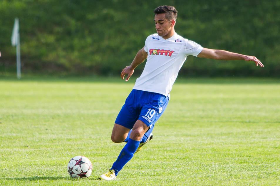 El jugador s'ha incorporat al Nàstic procedent de la lliga croata.