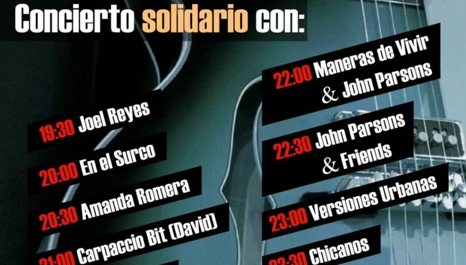 Sant Pere i Sant Pau es mobilitza a favor de Gerard Arenas