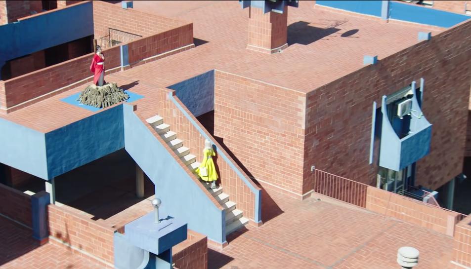 El barri Gaudí protagonista d'un videoclip d'una banda indie