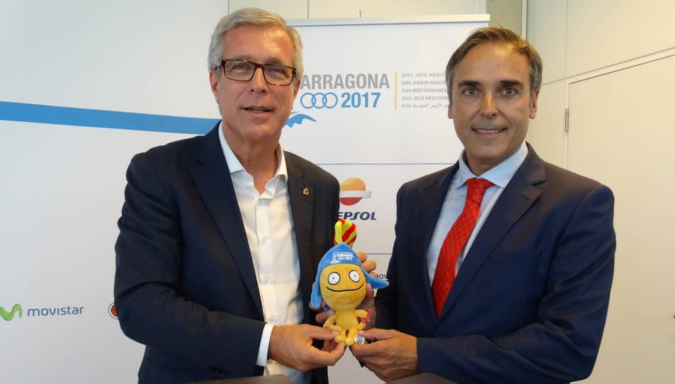 Kyocera, primer proveïdor oficial dels Jocs Mediterranis
