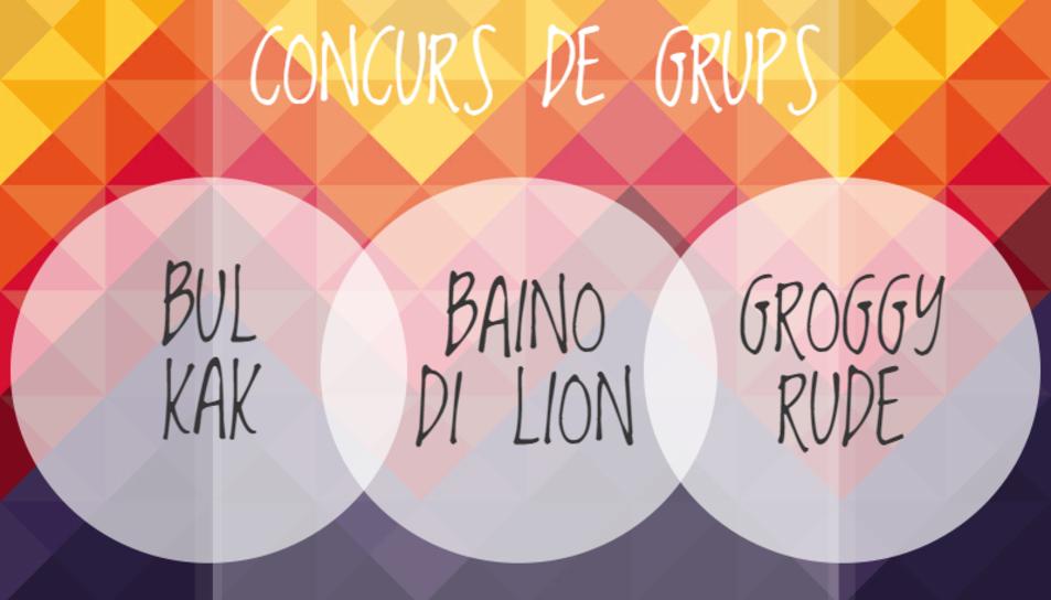 El concurs de grups de les Barraques de Tarragona ja té guanyadors