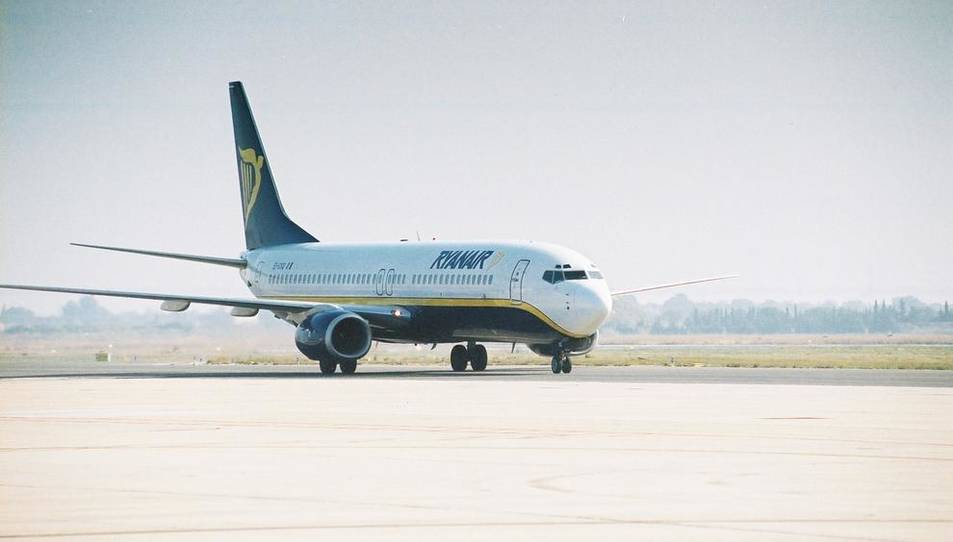 Nova ruta de Ryanair entre Reus i Birgmingham des de 24,99 euros