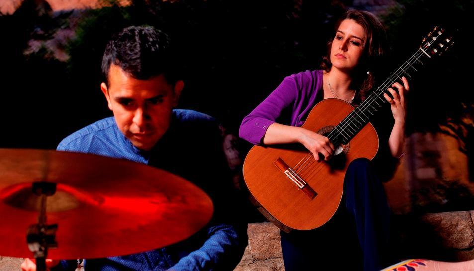 Joves intèrprets es fan un lloc al món de la música amb el Festival 'Música als Jardins'