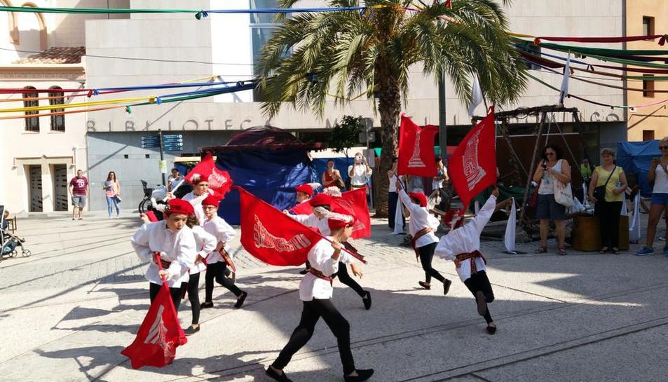 Tortosa viatja un any més al segle XVI amb la Festa del Renaixement