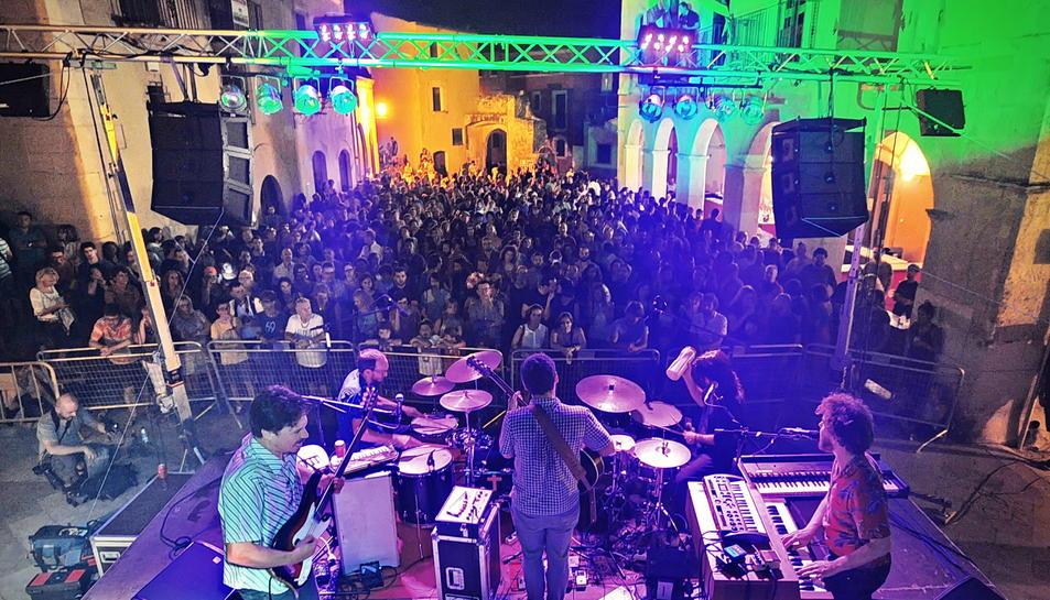 La III edició de l'Altacústic consolida el festival