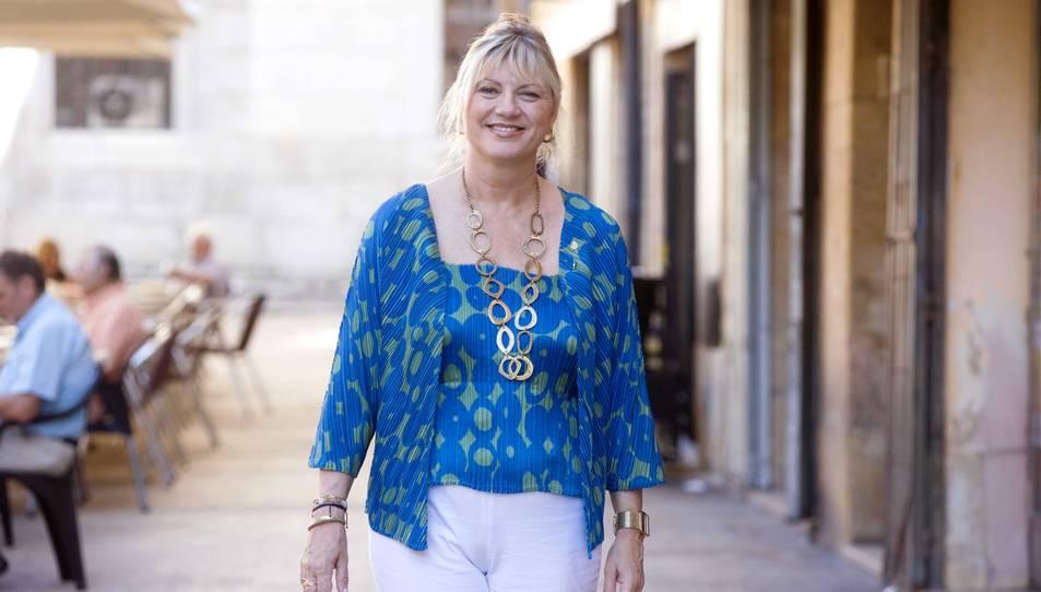 Elvira Ferrando està convençuda que la posada en marxa del nou mercat permetrà dinamitzar tota la zona i potenciar Tarragona.