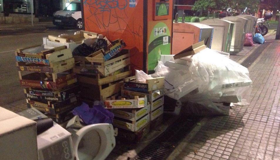 CiU reclama augmentar les sancions i multes contra l'incivisme a Tarragona