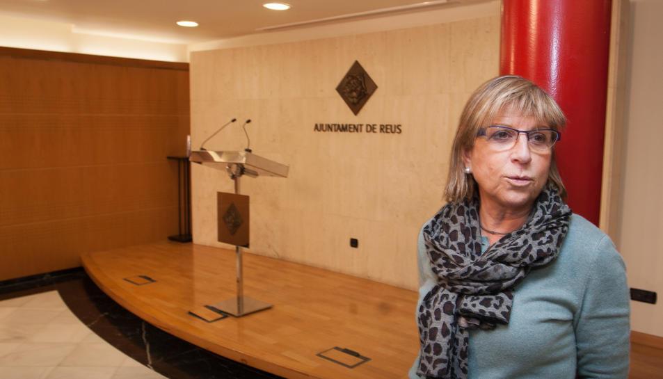 Teresa Gomis en una imatge d'arxiu.