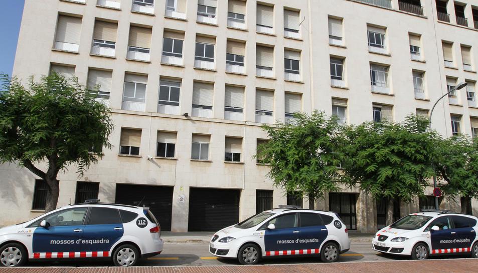 Presó per un jove detingut per robatori amb força en un domicili del Vendrell