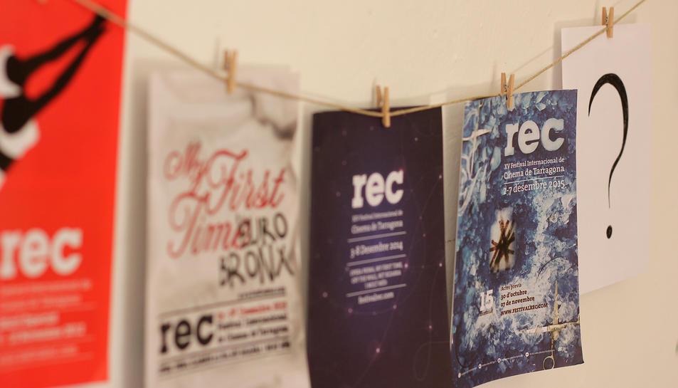 Convocat el concurs de disseny de la imatge del setzè Festival REC
