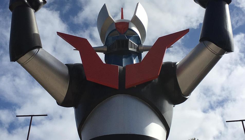 La plaça amb l'escultura del mític personatge serà el punt neuràlgic de la festa.