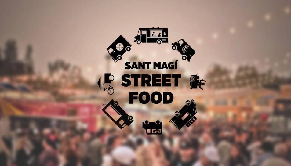 Els food trucks arriben al centre de Tarragona per Sant Magí